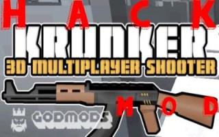 Krunker.io Hack Mod