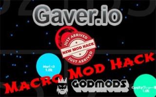 Gaver.io Macro Mod Hack