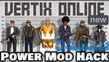 Vertix.io Power Mod Hack