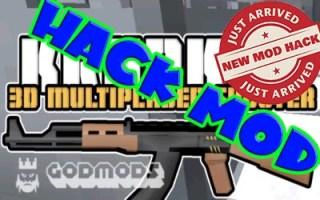 Krunker.io Hacks Mod