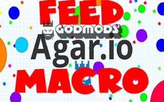 Play and Download Agar io Feed Macro with Unblocked Hacks and Mods