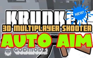 Play and Download Krunker io Auto Aim Mod with Unblocked Hacks