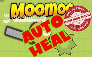 Moomoo.io Auto Heal Mods
