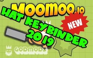 Moomoo.io Hat Keybinder 2019
