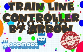 Download Agar io Train Line Controller By Arrow and Access