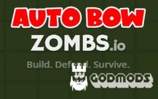 Zombs.io Auto Bow