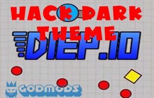 Diep.io Hack Dark Theme