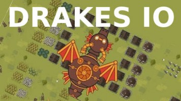 Drakes.io Gameplay