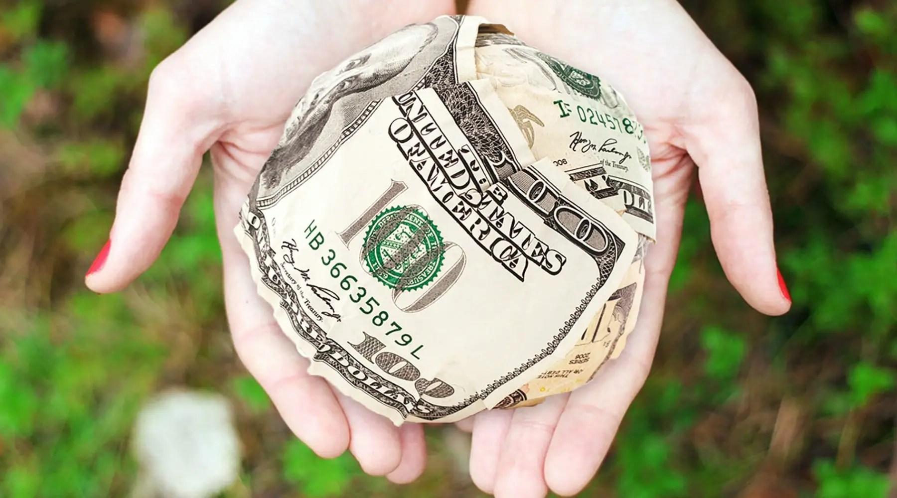 Generosity is a Spiritual Gift