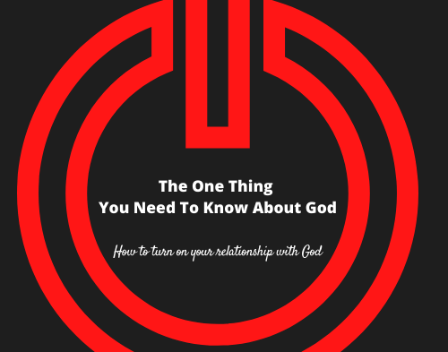One Thing About God Bible Study Chapter 9