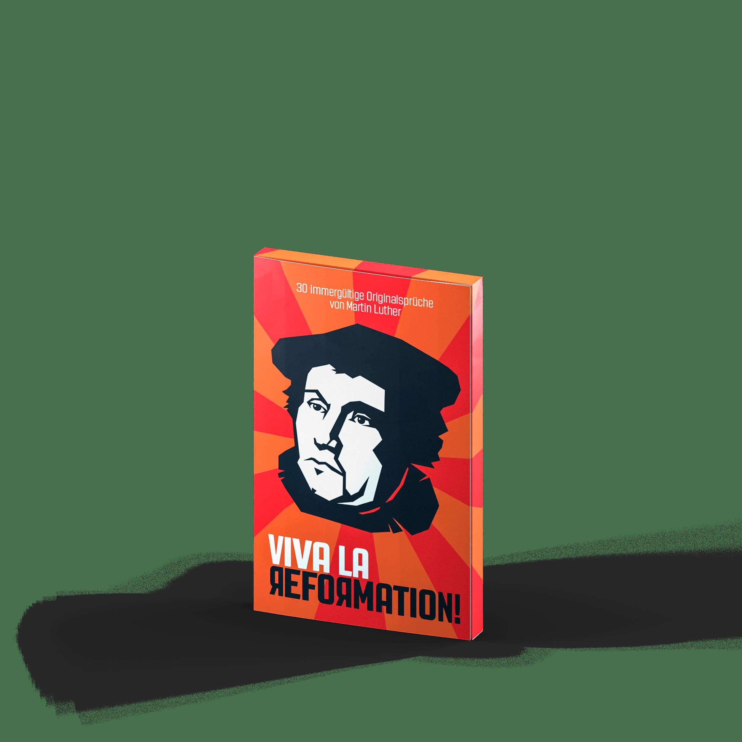 Viva la Reformation! - Kartenset