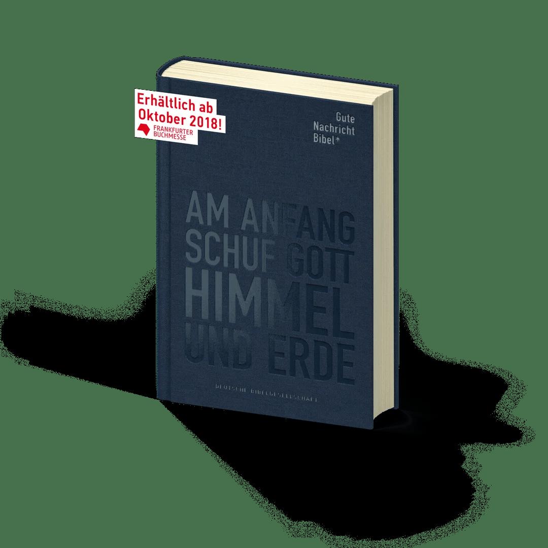 godnews, Gute Nachricht Bibel, Frankfurter Buchmesse,