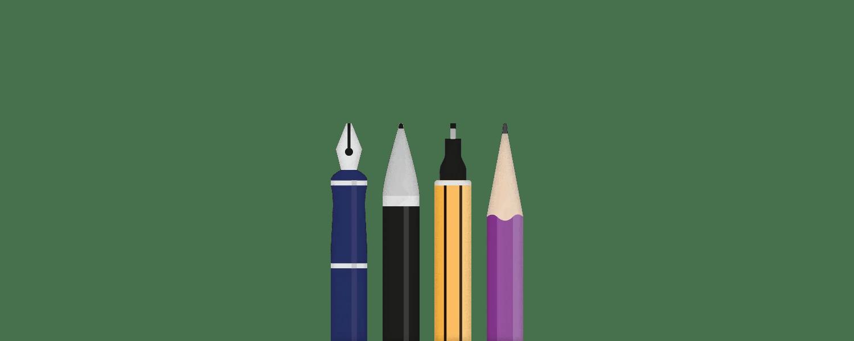 Stifte, Tiefsinnkarten, godnews
