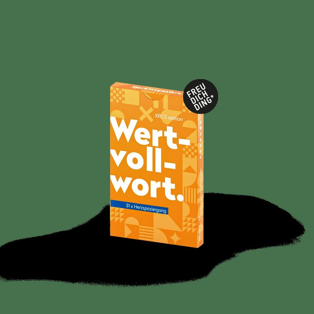 Wertvollwort. 31 x Herzspaziergang – XRCS edition