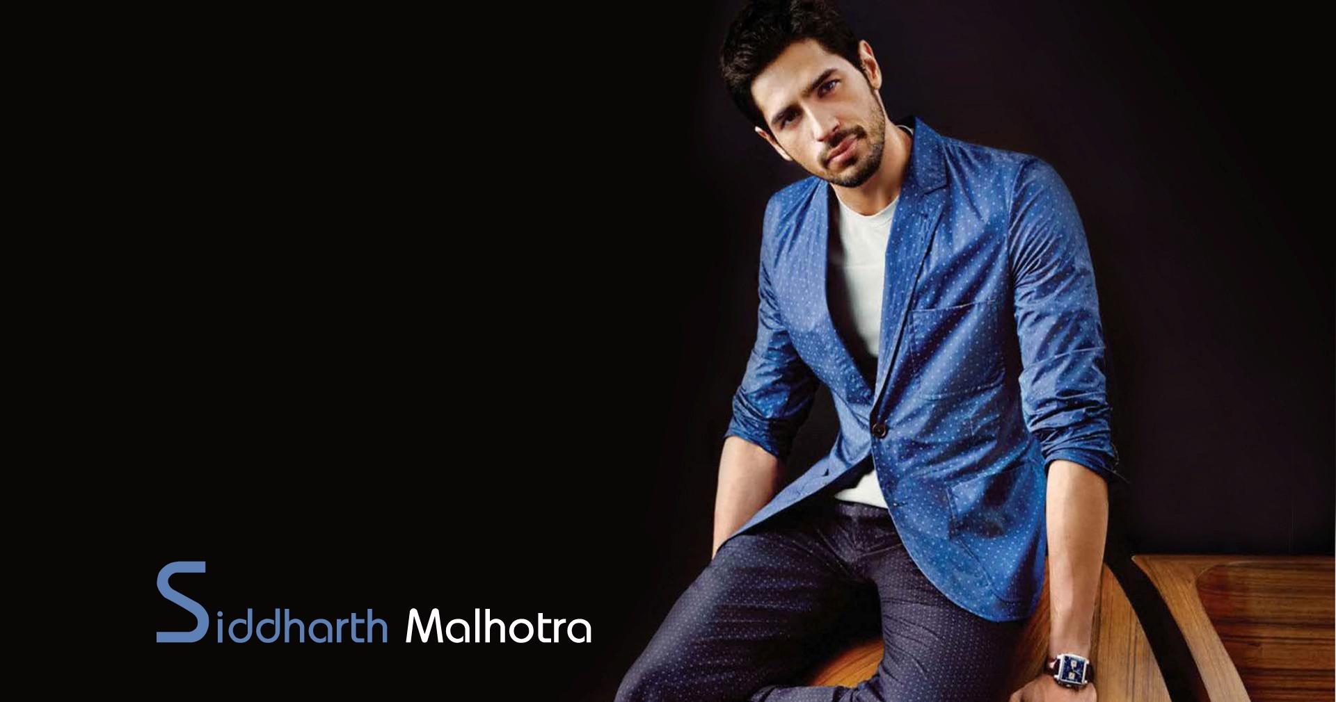 Sidharth Malhotra Images
