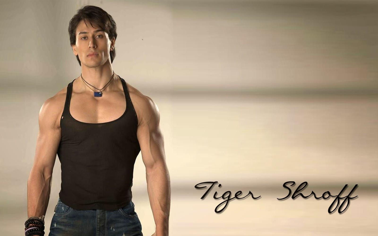 Tiger Shroff All Image