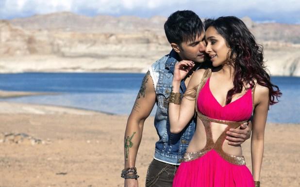 Varun Dhawan with Shraddha Kapoor in ABCD 2