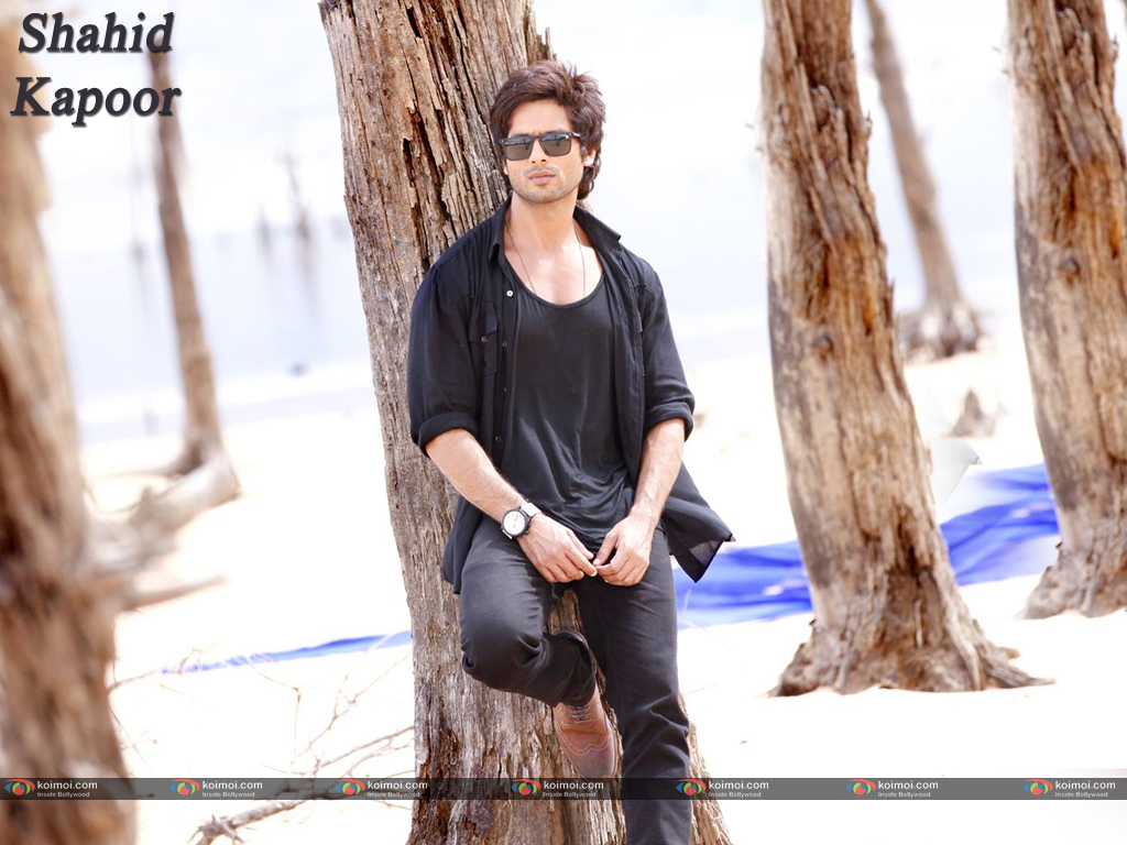 Shahid Kapoor New Photos