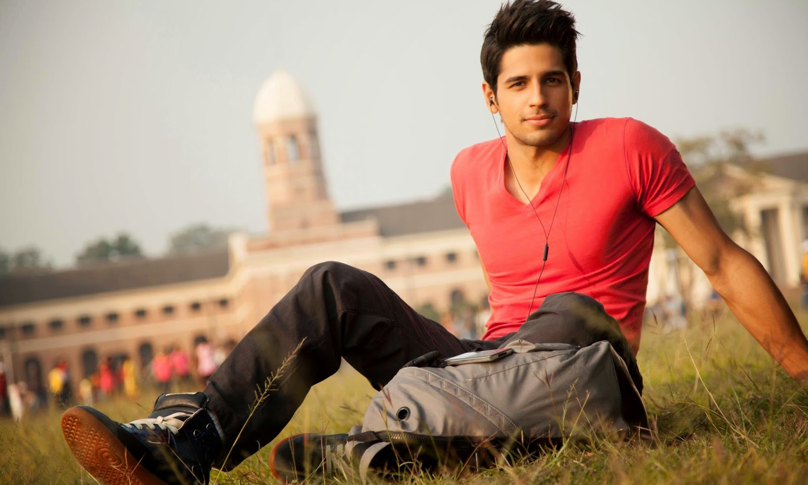 Bollywood Actor Sidharth Malhotra