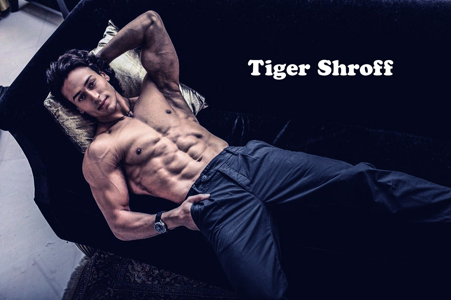 Tiger Shroff Ki Photo