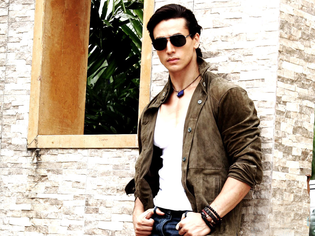 Tiger Shroff Latest Photoshoot