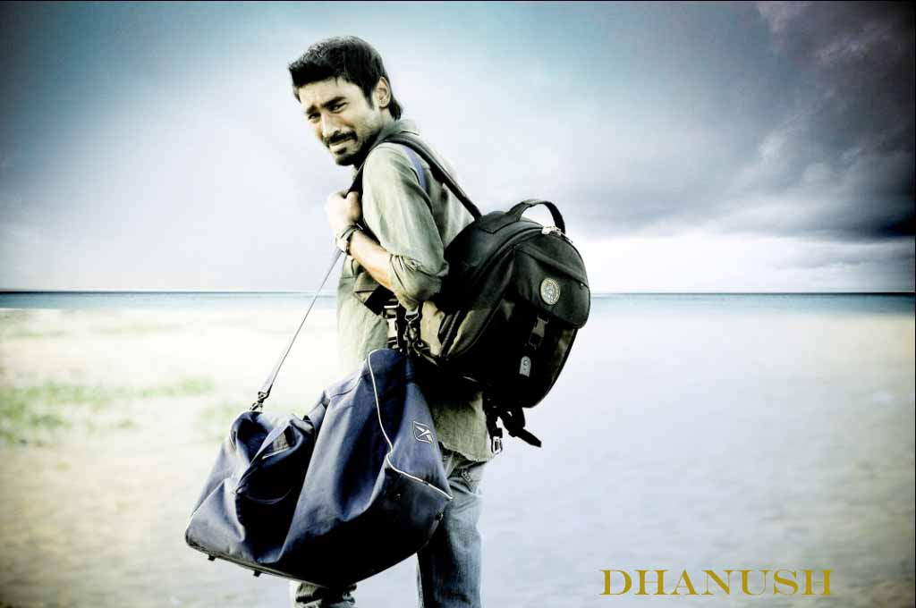 Dhanush Full HD Photos