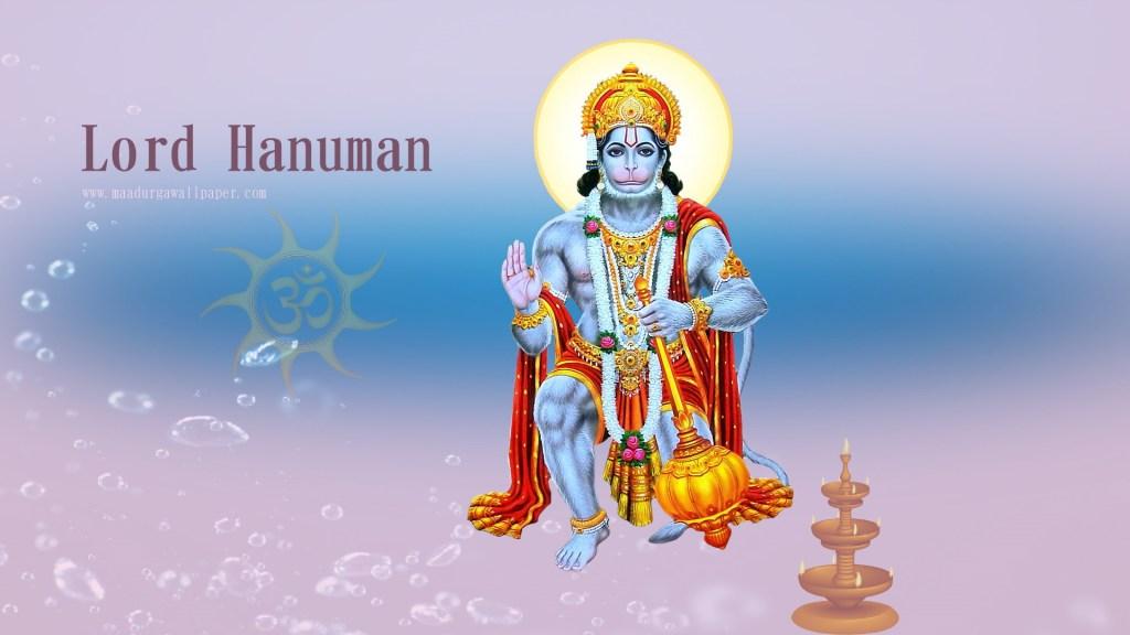 Sri Rama Devotee Hanuman Photos