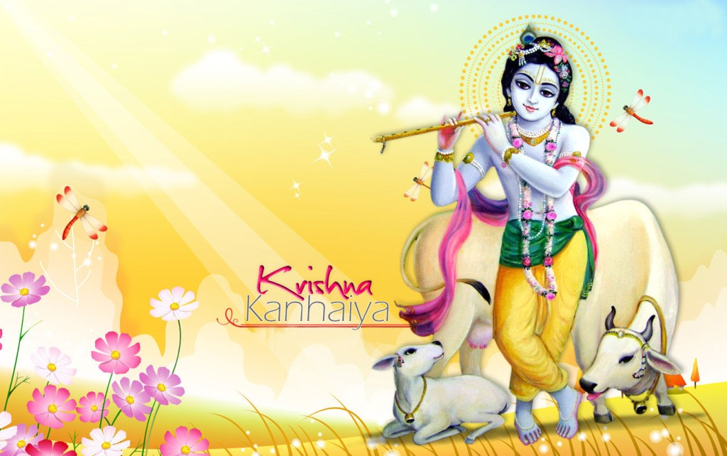Lord Krishna Images & HD Krishna Photos Free Download [#14]