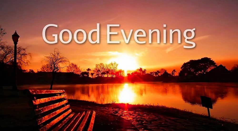 gud evening pics