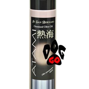 Масло для шерсти собак и кошек Iv San Bernard Ozonized Olive Oil 250 мл