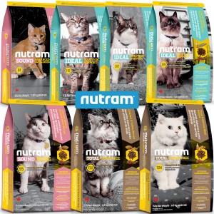 Корм Нутрам для кошек в Запорожье по низким ценам
