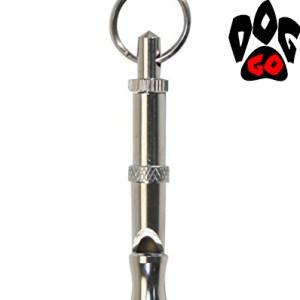 Свисток для дрессировки собак CROCI, металл (53мм)