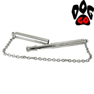 Тренировочный свисток для собак CROCI с регулируемой тональностью (10мм)