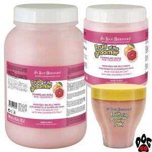 ИВ СЕН БЕРНАР (Iv San Bernard) Маска Pink Grapefruit для средней шерсти, с грейпфрутом и витамином В6 (250 мл, 1000 мл, 3000 мл)
