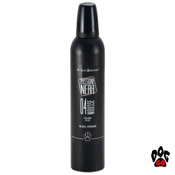Iv San Bernard Мусс 04 Volume Plus с маслом Арганы, мягкость и объем, 300мл-1