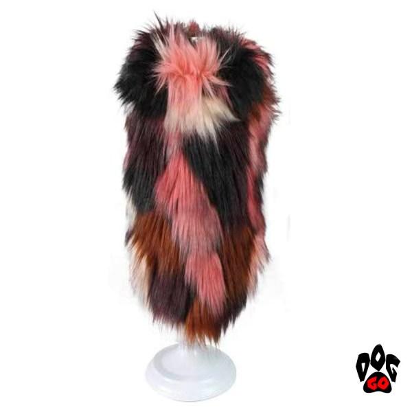 Меховая одежда для собак CROCI LARA-1
