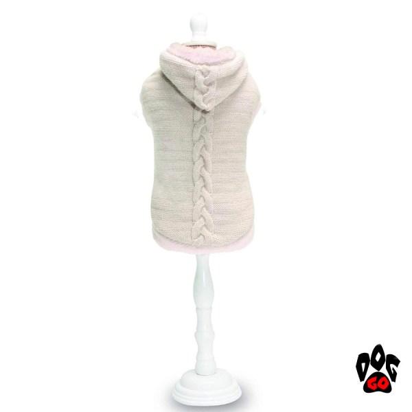 Свитер с капюшоном для собаки CROCI CUSHY-1