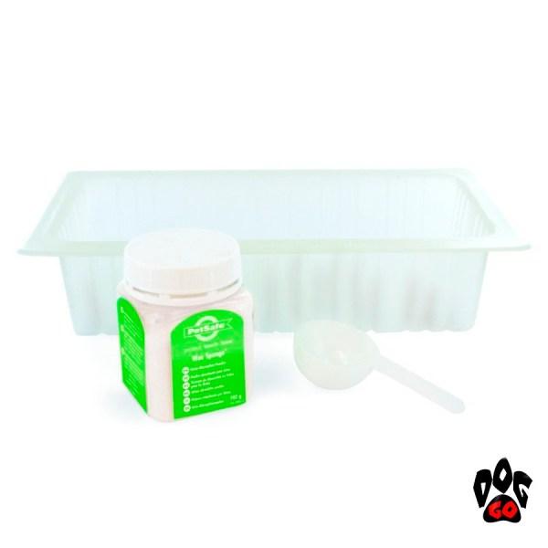Портативный туалет для собак с травой PetSafe Pet Loo CROCI, сменный набор для поддона-1
