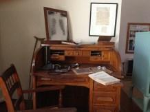 Physician's desk