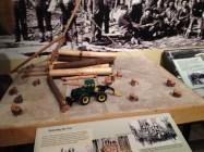 Mini logging display