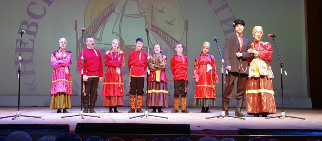 VII Международный фестиваль-конкурс «Невские перспективы»