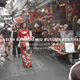 Asian Bamboo Mid Autumn Festival LUTs Free Download [WIN-MAC]