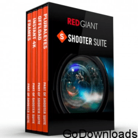 Red Giant Shooter Suite v13.1.10 Free Download [WIN-MAC]
