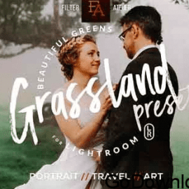 Grassland 3D LUTs for Photoshop, AE, Premiere, Resolve and FCP X Free Download [WIN-MAC]