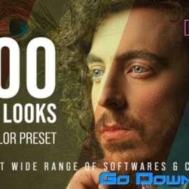 VIDEOHIVE 700 Film Looks – LUT Color Preset Pack 25157078