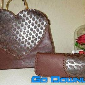 Become a Master in Making Leather Shoulder Bag and Wallet Free Download
