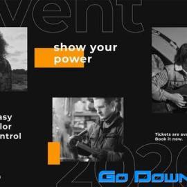 Event Slides Free Download