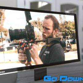 Videohive 3D Computer Monitor Free Download