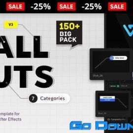Videohive Big Pack Call-Outs V3 Free Download
