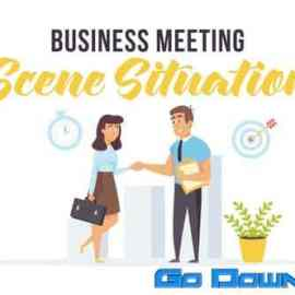 Videohive Business meeting – Scene Situation Free Download